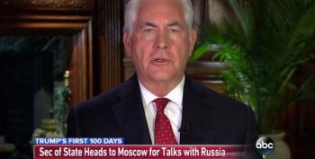 Rex Tillerson On Hacking: 'Russia Needs To Confront Themselves And Examine Carefully How Is This Helping Them'