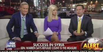 Fox And Friends Complain Syrian Children 'Have Absolutely No Paperwork'
