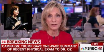 Andrea Mitchell Blasts Trump Administration: 'People Just Flat-Out Lie'