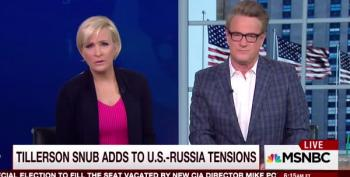 Joe Scarborough On Bannon: I Heard From Three WH Insiders, 'He Just Snapped'