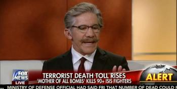 Geraldo Triples Down On His War Porn Love