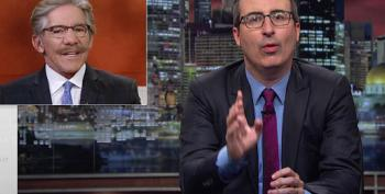 John Oliver Tells Fox News' Gerald Rivera: 'F*ck You, Geraldo'