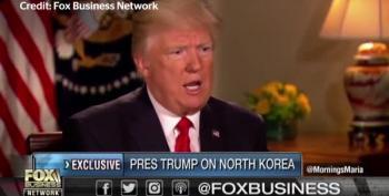 Donald Trump: We're Sending An Armada'