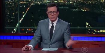 Open Thread - ICYMI, Colbert Takes On Alex Jones Perfectly