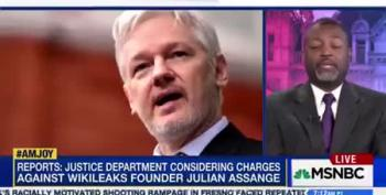 Malcolm Nance: Assange May Turn On GOP