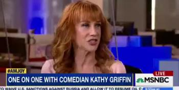 AM Joy Interviews Kathy Griffin