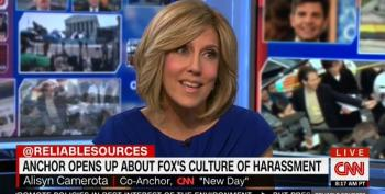 CNN's Camerota Opens Up On Culture Of Harassment At Fox