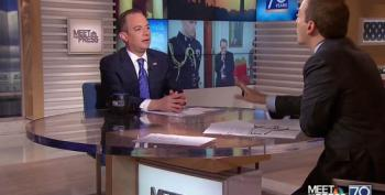 Chuck Todd Calls Out Reince Priebus' Excuses: 'It Doesn't Make A Lot Of Sense'