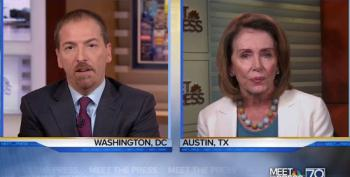 Rep. Pelosi On Trump's Wall: 'The Wall Is, In My View, Immoral, Expensive, Unwise'