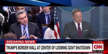 Jim Acosta: 'Isn't Mexico Supposed To Pay For The Wall?'