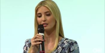 Ivanka Trump Booed At Germany Women's Summit
