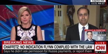 Rep. Raja Krishnamoorthi On Gen. Flynn: 'There's A Lot Of Smoke Here""