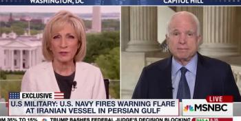 Sen. McCain On Flynn: Russian Activities Are Like A 'Centipede' And 'More Shoes' Will Drop