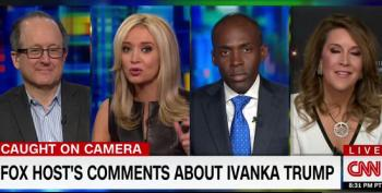 CNN Trump Surrogate Sees Nothing Wrong With Jessie Watters' Ivanka Comment