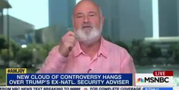 Rob Reiner Explains The Michael Flynn Treason