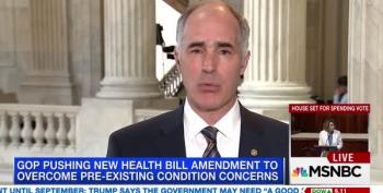 Senator Bob Casey On Fire Over Imminent Deportation Of Mom And 5-year Old Child