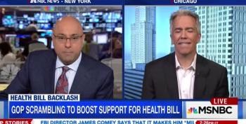 Deadbeat Dad Joe Walsh Blames 'Inner Cities' For America's Dismal Healthcare Outcomes