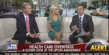 Fox And Friends Believes Preexisting Conditions Is  A Luxury