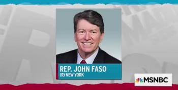 Maddow: GOP's John Faso Lied To Constituent With Brain Tumor