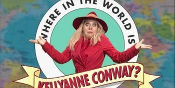 SNL Asks,'Where In The World Is Kellyanne Conway?'