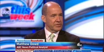Matthew Dowd Asks If We Should Go To A Single-Payer Health Care System