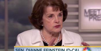 Sen. Feinstein: Comey Should Have Looked Before He Leaped