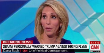 CNN Analysts: Trump's Tweet To Sally Yates 'Is Beyond The Pale'