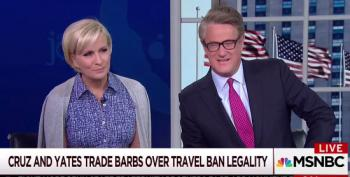 Morning Joe Ridicules Sen. Cruz' Performance Against Sally Yates