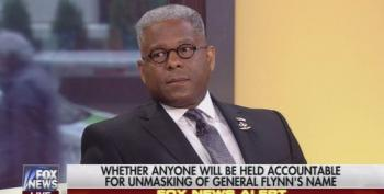 Allen West: 'Have I Been One Of These People That Have Been Unmasked?'