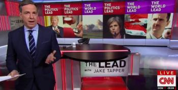 CNN's Tapper: 'It Never Took Trump 'That Long To Fire Someone On The Apprentice'