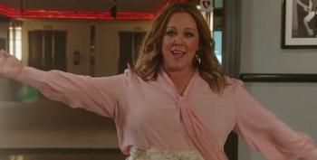 Melissa McCarthy Feels Pretty, Oh So Pretty
