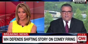 CNN's David Chalian's Brilliant Rant: 'We Were Lied To By [Trump's] Communications Staff'
