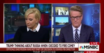 Mika Chides CNN For 'Politics Porn'?