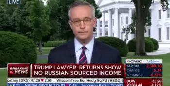Trump's Lawyers: 'With Some Exceptions' Trump Has No Russia Income?