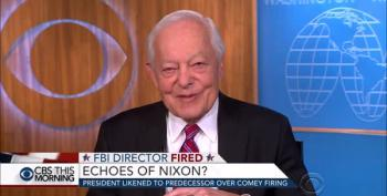 Bob Schieffer On Trump Admin: 'It Is The Original Amateur Hour'
