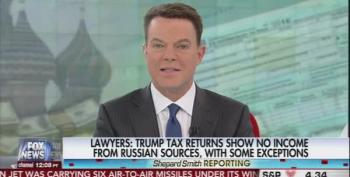 Shep Smith Can't Stop Laughing At Trump's Russian Award-Winning Law Firm