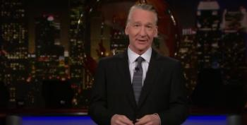 Maher: 'Welcome To The Apprentice, Nuclear Edition'