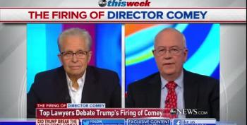 Laurence Tribe: '[Trump] Does Not Accept The Boundaries Of Law'