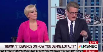 Scarborough Says FBI Is 'Close' To Exposing President And 'Criminal Issue'