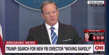 Spicer Won't Confirm Or Deny Whether Trump Is Taping White House Conversations