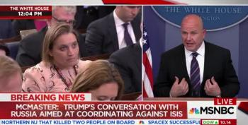 McMaster: 'The President Wasn't Even Aware Of Where This Information Came From'