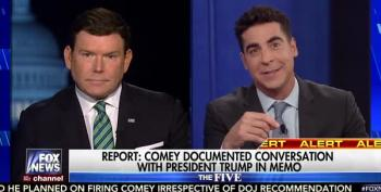 Jesse Watters On Comey: 'No Sex, No Money, No Dead Bodies -  'It's A Boring Scandal'