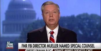 Lindsey Graham: Congress Should 'Move On' From Russian Investigation