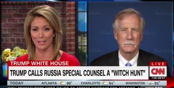 Sen. Angus King: Investigation Is Not A Witch Hunt