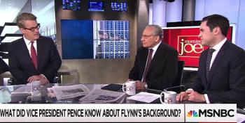 Joe Scarborough: Mike Pence Is A Dupe Or A Liar