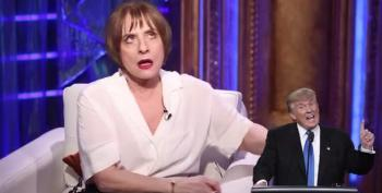 Patti LuPone Won't Sugarcoat It When It Comes To Trump