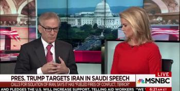 Richard Haas: Selling $110B In Arms To Saudis Does Not Help Peace