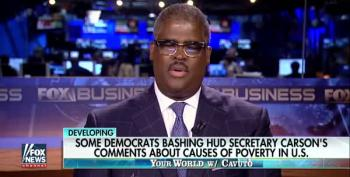 Fox Host Backs Up Ben Carson's Poverty Lies By Citing 'Animal Kingdom'