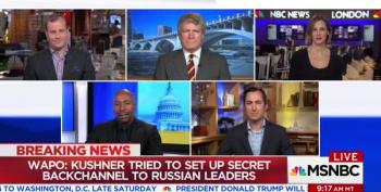 Experts: Obstruction Of Justice And Treason In The Trump White House
