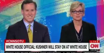 Jennifer Granholm Destroys Santorum's Smug Defense Of The Indefensible